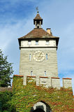 Old city gate at Konstanz Royalty Free Stock Photography