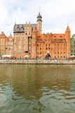 Old city Gdansk, Poland Royalty Free Stock Photography