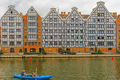 Old city Gdansk, Poland Stock Photo