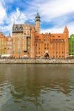 Old city Gdansk, Poland Stock Photos