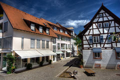 Old city at Germany Stock Photography