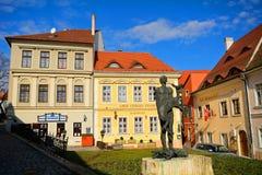 Old city, Gyor, Hungary Stock Photo