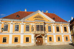Old city, Gyor, Hungary Royalty Free Stock Photography