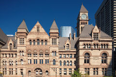 Old City Hall Royalty Free Stock Photography