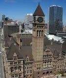 Old City Hall Stock Photo