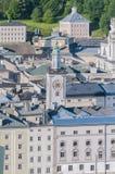 Old City Hall (Altes Rathaus) at Salzburg, Austria Royalty Free Stock Image