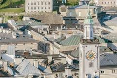 Old City Hall (Altes Rathaus) at Salzburg, Austria Stock Photos