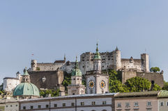 Old City Hall (Altes Rathaus) at Salzburg, Austria Stock Photos