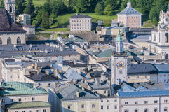 Old City Hall (Altes Rathaus) at Salzburg, Austria Royalty Free Stock Photography