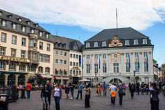 Old City Hall in Bonn Royalty Free Stock Photography