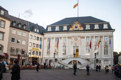 Old City Hall  in Bonn Stock Image