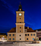 Old city hall in Brasov Royalty Free Stock Photos