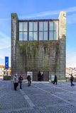 Old City-Hall building of the city of Porto - Antiga Casa da Câmara Royalty Free Stock Photo