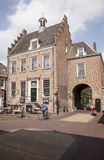 Old city hall of montfoort Royalty Free Stock Photography
