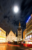 Old City Hall in Munich Royalty Free Stock Photos