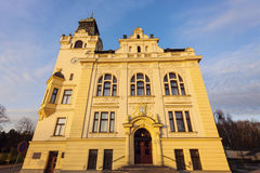 Old City Hall in Ostrava Stock Photography