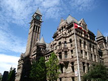 Old City Hall, Toronto Stock Images
