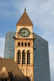 Old city hall of Toronto Stock Photos