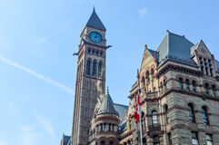 Old City Hall in Toronto Stock Photography