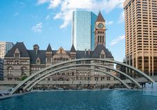 The Old City Hall in Toronto, Canada Royalty Free Stock Image