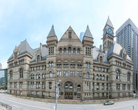 The old city Hall in Toronto Royalty Free Stock Photography