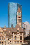 Old city Hall in Toronto, Ontario, Canada Royalty Free Stock Images