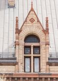Old City Hall Toronto:Romanesque revival architectural detail Royalty Free Stock Photos