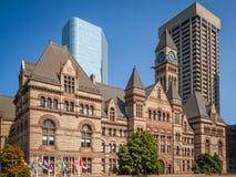 Old City Hall of Toronto Stock Photography