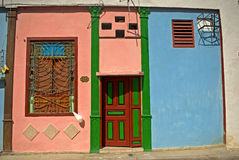 Old city, Havana, Cuba Royalty Free Stock Images