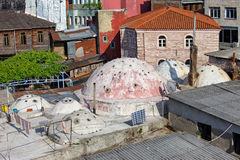 Old City of Istanbul Urban Scenery Royalty Free Stock Image