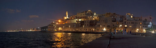 Old City of Jaffa, Israel, Middle East Stock Photography