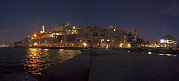 Old City of Jaffa, Israel, Middle East Royalty Free Stock Photos