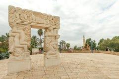 Old city OF Jaffa Royalty Free Stock Photos