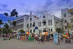 Old city of jakarta Royalty Free Stock Photos