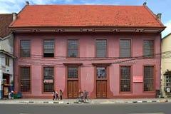 Old city of jakarta Royalty Free Stock Image