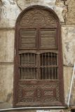 Old city in Jeddah Saudi Arabia known as Historical Jeddah. Old and heritage Windows and Doors in Jeddah.Saudi Arabia stock photo