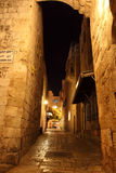 The old city of Jerusalem Stock Photo