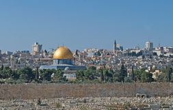 Old city of Jerusalem Royalty Free Stock Image
