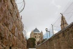 Old city in Jerusalem Stock Photos
