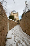Old city in Jerusalem Stock Photo