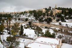 Old city in Jerusalem Royalty Free Stock Photography