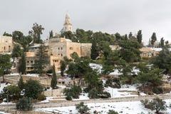 Old city in Jerusalem Royalty Free Stock Photos