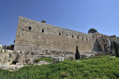 Old city of Jerusalem, Israel. Stock Photos