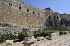 Old city of Jerusalem, Israel. Royalty Free Stock Image