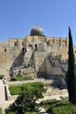 Old city of Jerusalem, Israel. Royalty Free Stock Photo