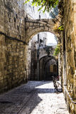 The Old City of Jerusalem, Israel. Royalty Free Stock Image