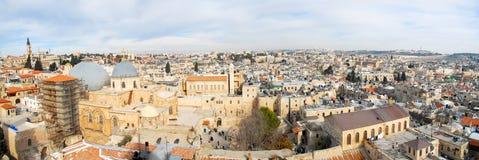 Old City of Jerusalem, Israel Stock Images
