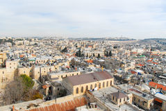 Old City of Jerusalem, Israel Royalty Free Stock Photo
