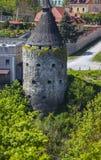 Old City Kamenetz-Podolsk Ukraine Royalty Free Stock Photo