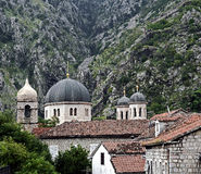 Old city of Kotor 3 Stock Photos